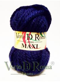 Ovillo Lana Maxi Azul Marino