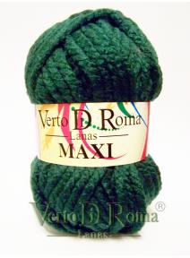 Ovillo Lana Maxi Verde Botella