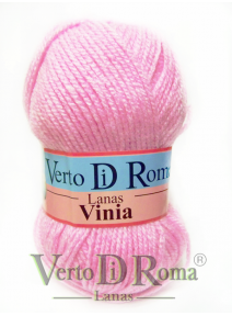 Ovillo Lana Vinia Rosa Chicle