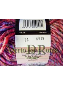 Ovillo Lana Essencia Multicolor Gris