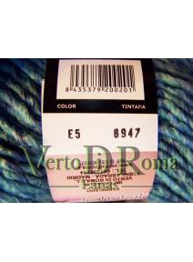 Ovillo Lana Essencia Multicolor Azules