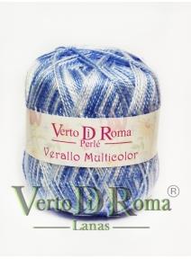 Hilo Perlé Verallo Multicolor Colores Beige