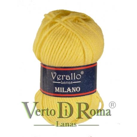 Ovillo Lana Verallo Milano Amarillo
