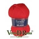 Ovillo Lana Verallo Milano Rojo
