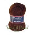 Ovillo Lana Verallo Milano Marron Chocolate