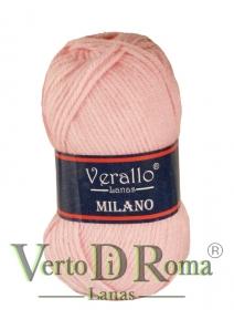 Ovillo Lana Verallo Milano Rosa Claro