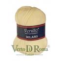 Ovillo Lana Verallo Milano Amarillo Palido