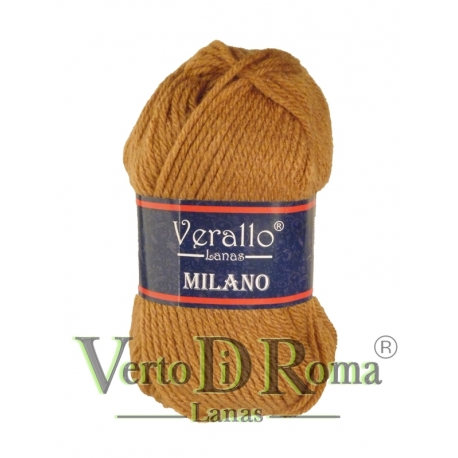 Ovillo Lana Verallo Milano Marron
