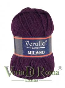 Ovillo Lana Verallo Milano Purpura