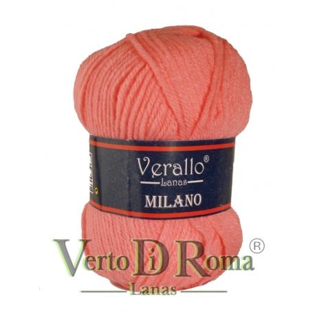 Ovillo Lana Verallo Milano Coral