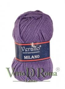 Ovillo Lana Verallo Milano Malva