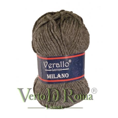 Ovillo Lana Verallo Milano Marron Medio