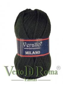 Ovillo Lana Verallo Milano Verde Botella