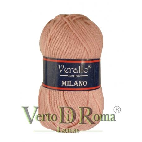 Ovillo Lana Verallo Milano Rosa
