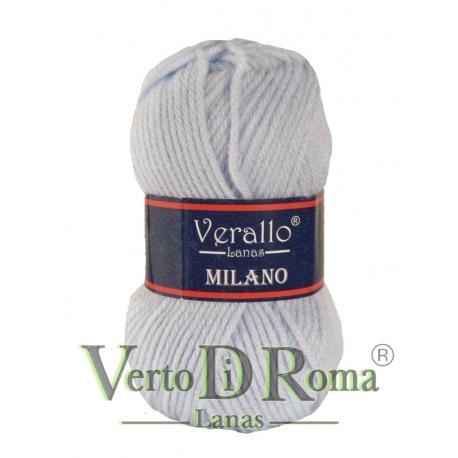 Ovillo Lana Verallo Milano Azul Claro