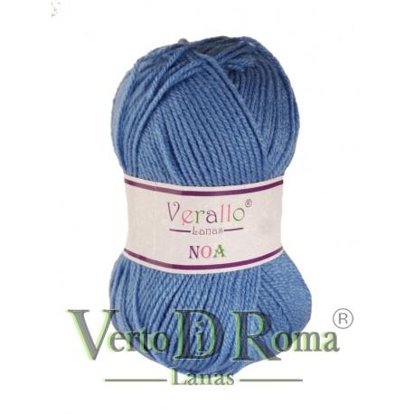 Ovillo Lana Verallo Noa Azul