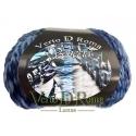Ovillo Lana Venecia Multicolor Azules