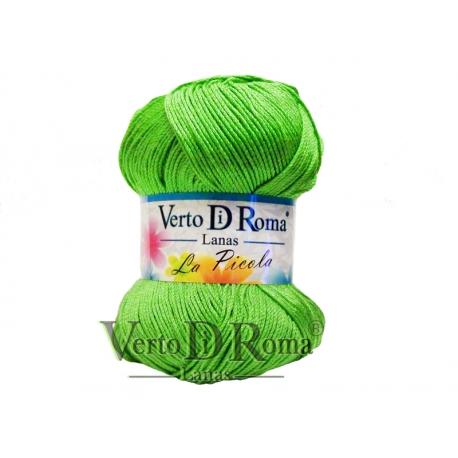 Ovillo Lana La Picola Verde