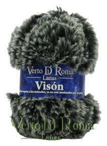 Ovillo Lana Vison Multicolor Pardo