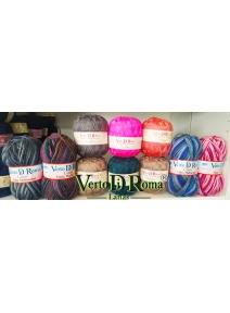 Lote 5 Perle Verallo y Vinia Multicolor.
