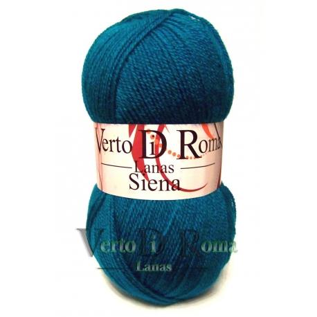 Ovillo Lana Siena Azul