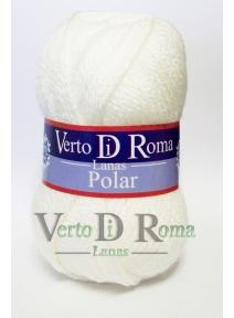 Ovillo Lana Polar Blanco Roto