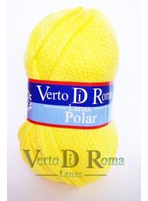 Ovillo Lana Polar Amarillo Pollo