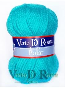 Ovillo Lana Polar Azul Celeste