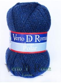 Ovillo Lana Polar Azul Oscuro