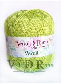 Hilo Perlé Verallo Verde