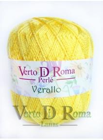 Hilo Perlé Verallo Amarillo