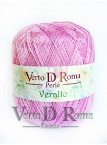 Hilo Perlé Verallo Rosa