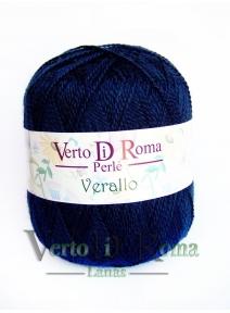 Hilo Perlé Verallo Azul Marino
